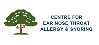 Centre for ear nose throat allergy & snoring logo